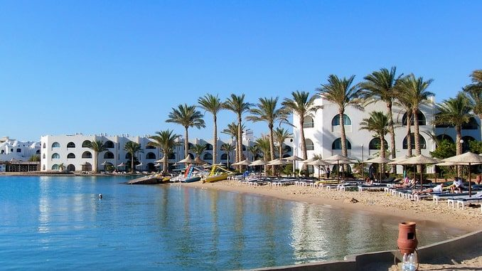Тунис, курорт Монастир