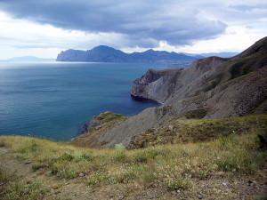 Около Феодосии, фото Spaniel / Wikimedia Commons