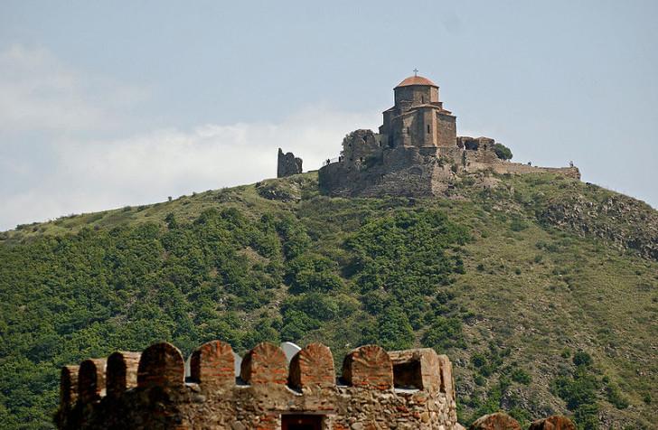 Монастырь Джвари, Мцхета