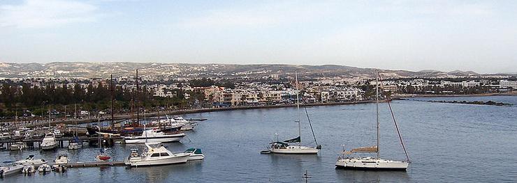 Пафос, Кипр