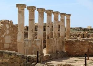Археологический парк Пафоса - руины
