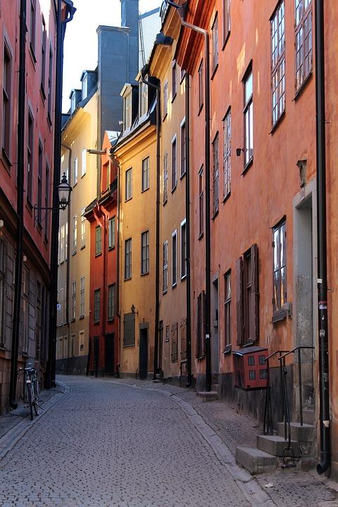 Стокгольм, Старый город