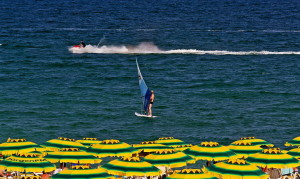 Виндсерфинг в Черном море