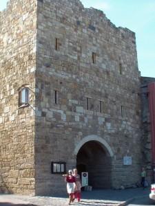 Ворота Старого города, Евпатория