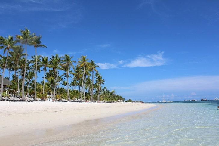 Пунта-Кана, пляж