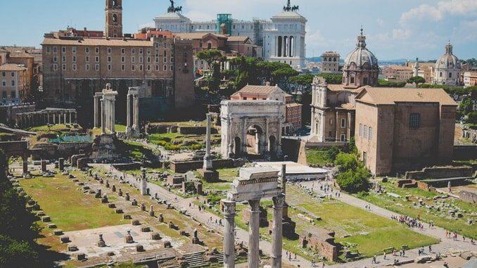 Древний Римский форум - комплекс