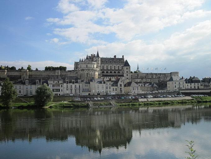 Амбуазский замок, Франция