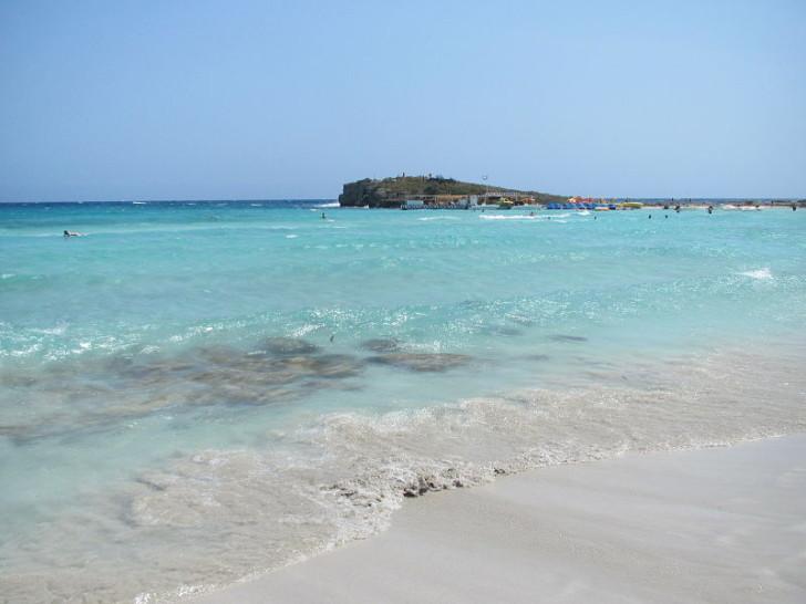 Пляж Айя-Напы, Кипр