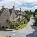 Деревня Бибери, Англия