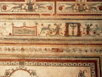 Фреска в Domus Aurea