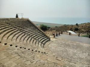 Развалионы Куриона, Кипр