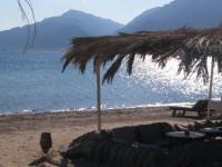 Нувейба, кафе на пляже