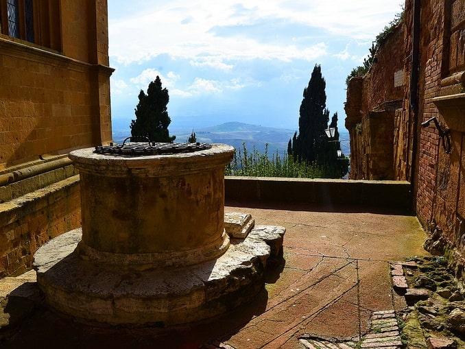 Пиенца, Тоскана, Италия