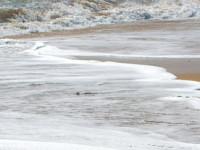 Пляж и море в Феодосии