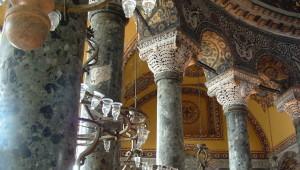 Знаменитые колонны