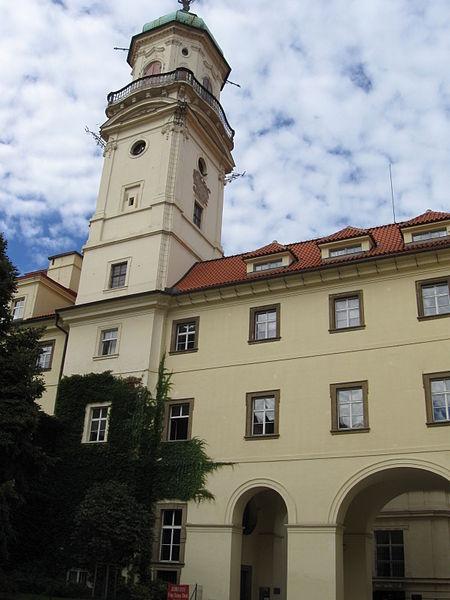 Астрономическая башня Клементинума