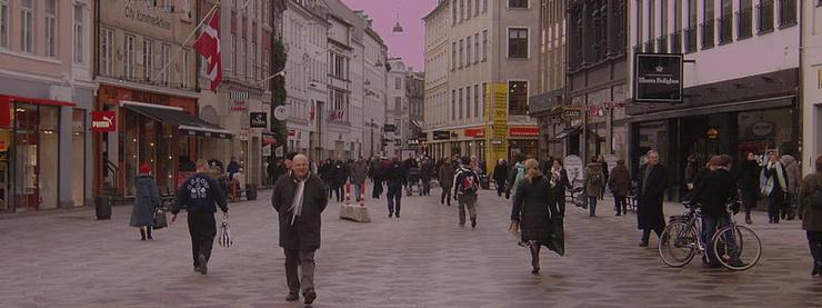Строгет, Копенгаген