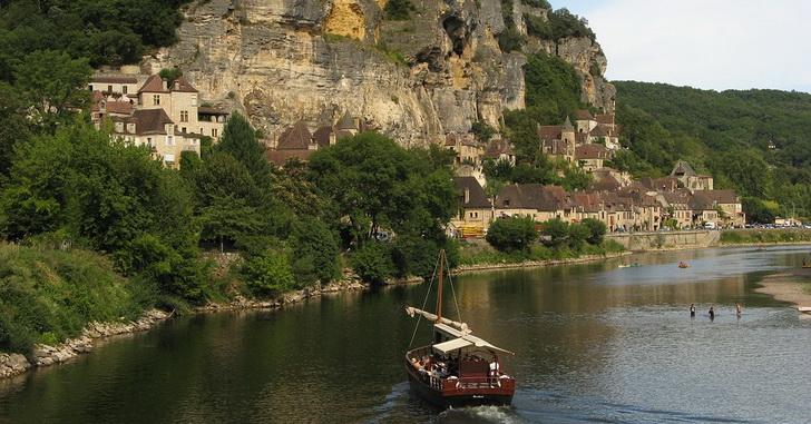 Ла-Рок-Гажак, Франция