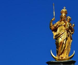 Дева Мария, Мариензойле