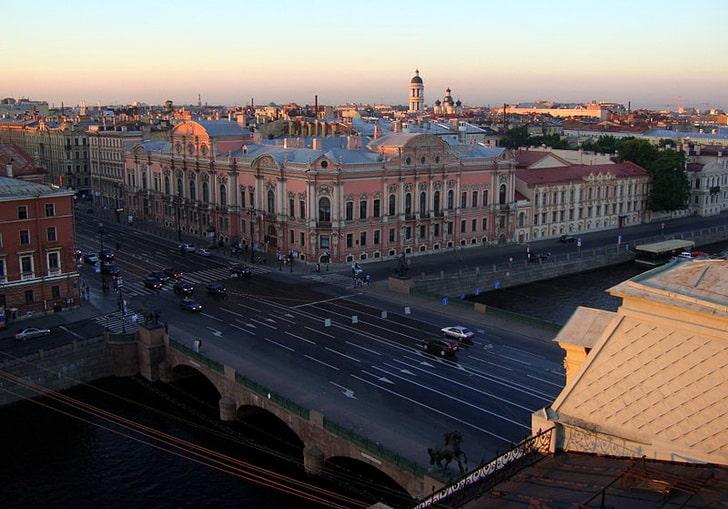 Дворец Белосельских-Белозерских, СПб