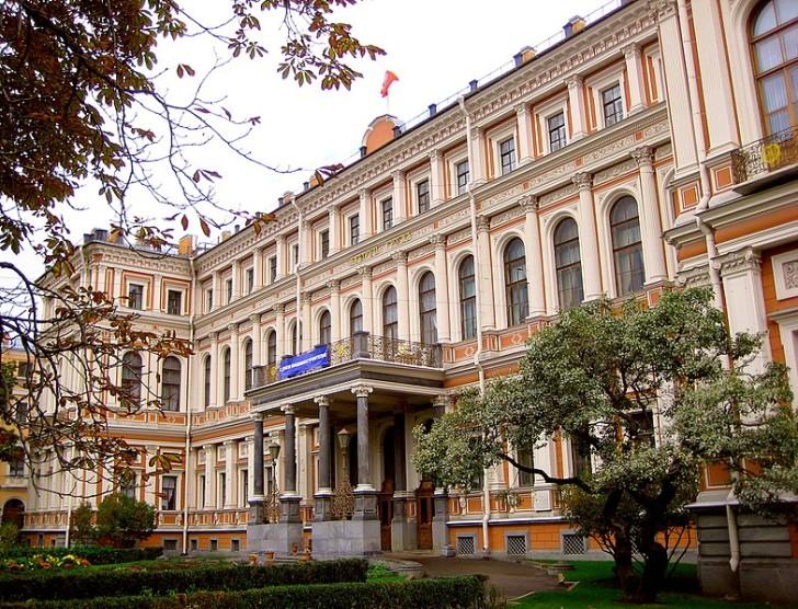 Николаевский дворец, фото GAlexandrova