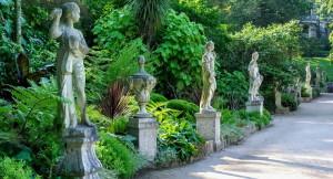 Сад Кинта де Регалейро