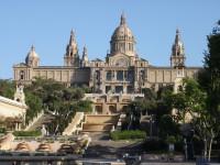 Национальный дворец в Барселоне, Испания