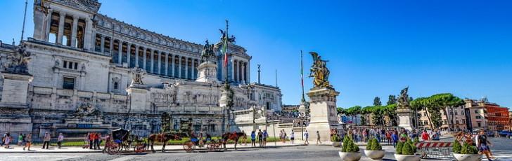 Двух туристов из Дании оштрафовали в Риме
