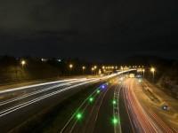 Ночное шоссе на Коста-дель-Соль