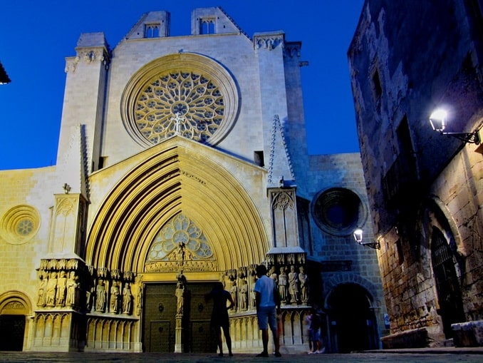 Собор Таррагоны, Испания