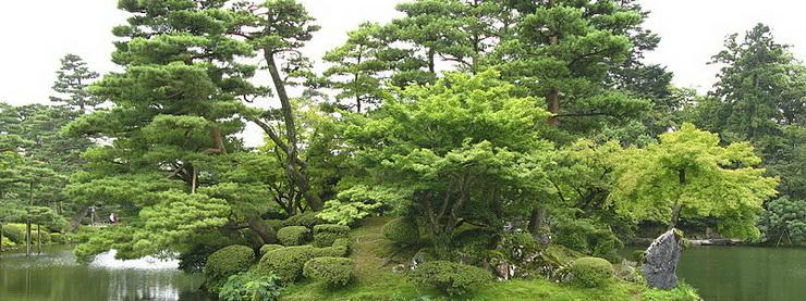 Кэнроку-эн, Япония