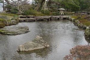 Ландшафтный дизайн по-японски - Кэнроку-эн