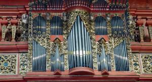 Старинный орган