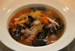 Буйабес - марсельский рыбный суп