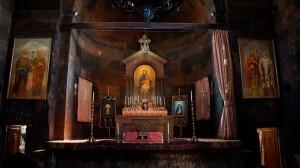 Церковь Пресвятой Богородицы в монастыре Хор Вирап