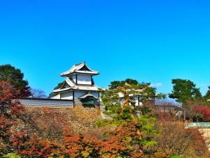 Замок Канадзава, Япония