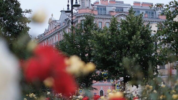 Погода в Санкт-Петербурге в июле не всегда солнечная