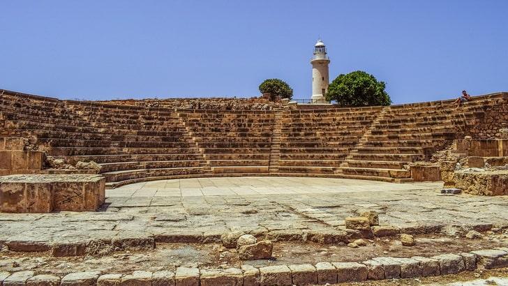 Римский амфитеатр в Пафосе