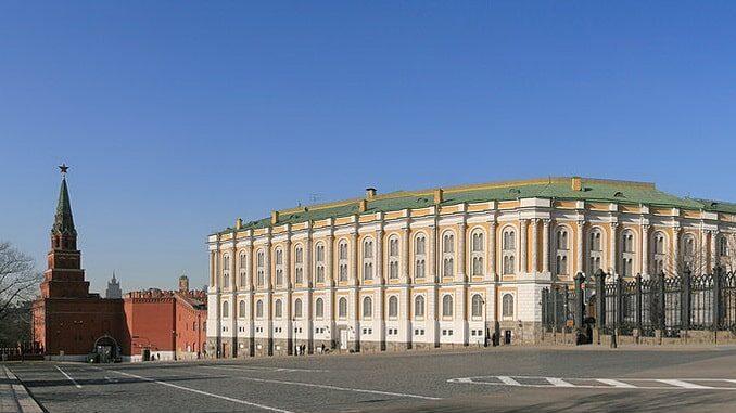 Оружейная палата в Московском Кремле, фото Ludvig14