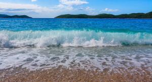 Пляжи Адриатики