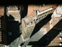 Болонья, вид с башни Азинелли