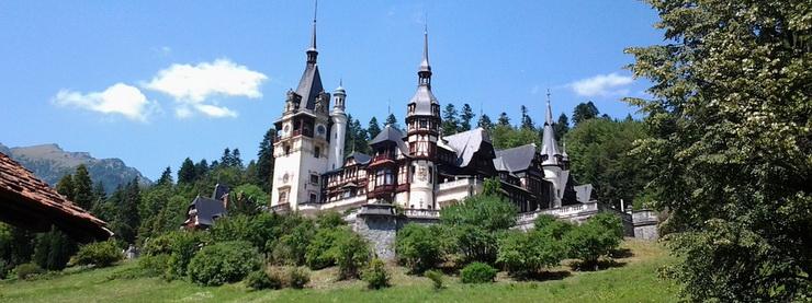 Замок Пелишор, Румыния