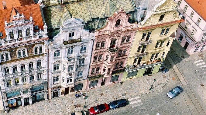 Дорога - в Чехию на машине