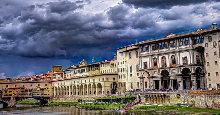 Флоренция — отзыв о поездке