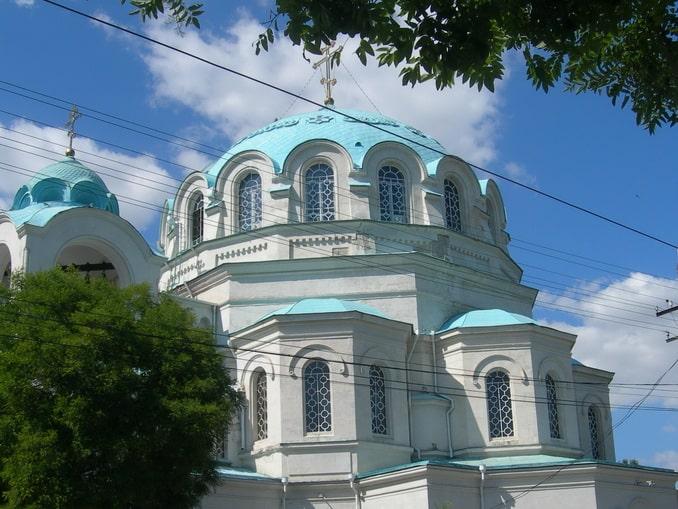 Свято-Николаевский собор в Евпатории нужно увидеть обязательно!