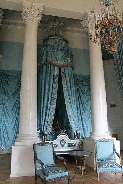 Дворцовая спальня, Архангельское