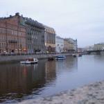 Где поесть в Санкт-Петербурге: набережная Фонтанки и улица Рубинштейна