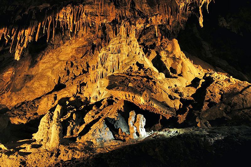 Пещера святого Иштвана, Венгрия