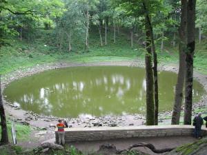 Озеро Каали