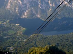 Гора Вогель и фуникулер